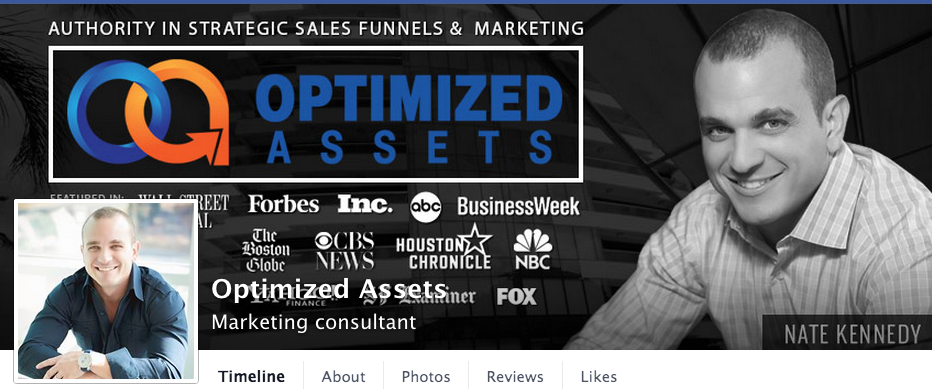 Optimized Assets Facebook Group